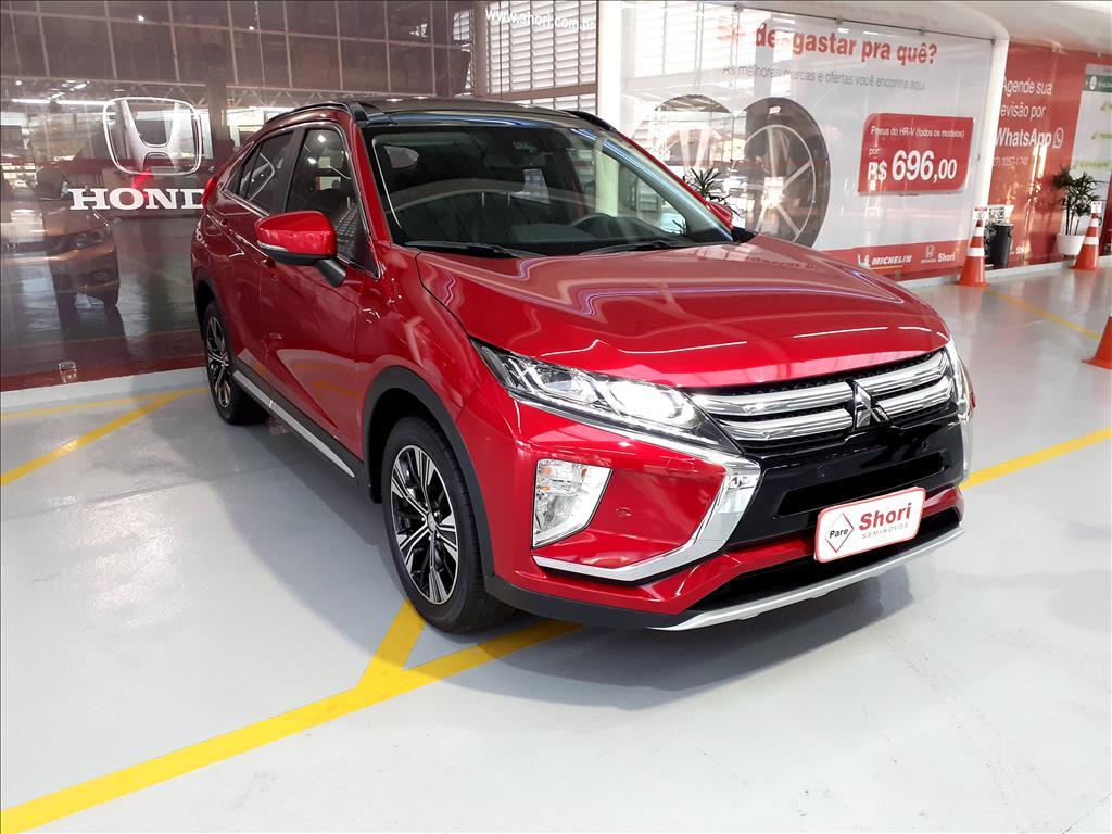 MITSUBISHI ECLIPSE CROSS 1.5 MIVEC TURBO GASOLINA HPE-S AWD CVT 2018/2019