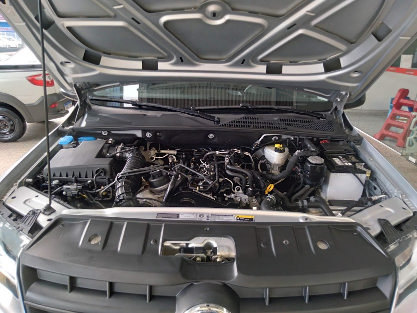 VOLKSWAGEN AMAROK 2.0 S 4X4 CS 16V TURBO INTERCOOLER DIESEL 2P MANUAL 2019/2019