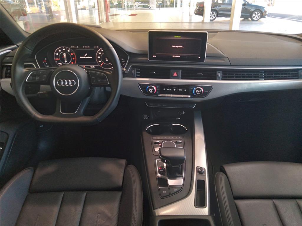 AUDI A4 2.0 TFSI GASOLINA AVANT PRESTIGE PLUS S TRONIC 2019/2019