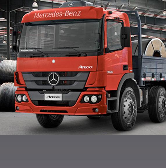 Vitória Diesel - Caminhões Mercedes-Benz a0946a55ffb46