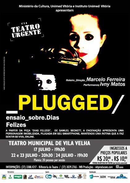 Plugged-panfleto