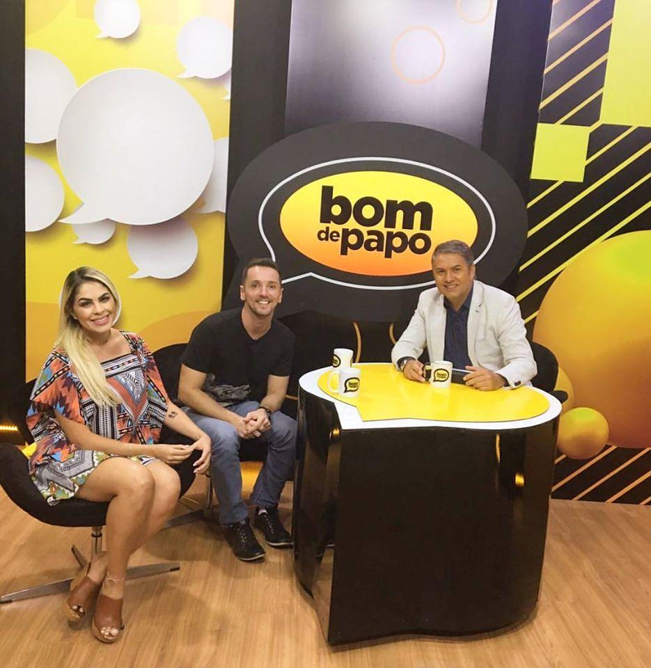 Programa Bom de Papo - TV Tribuna / SBT Espírito Santo