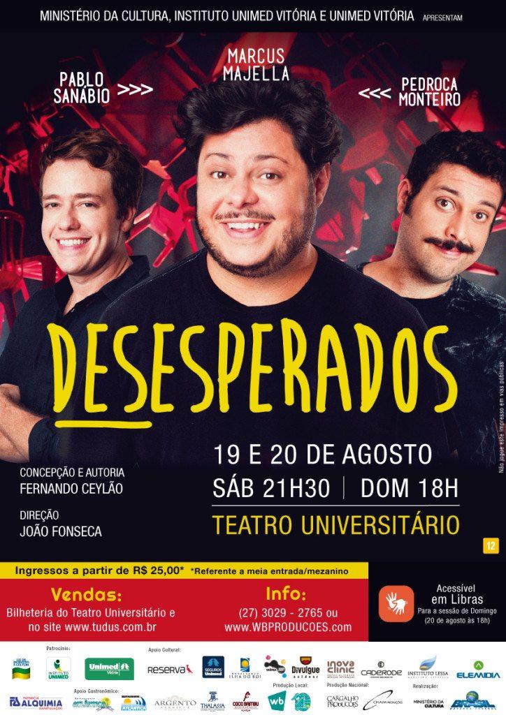 DESESPERADOS-Cartaz