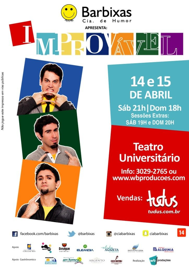 CARTAZ-IMPROVÁVEL