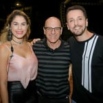 Bruna Dornellas, Silvinho Luiz e Wesley Telles_2