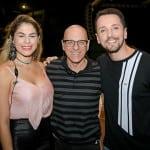 Bruna Dornellas, Silvinho Luiz e Wesley Telles_4