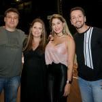 Tiago Nascif, Adriana Jenner, Bruna Dornellas e Wesley Telles_3