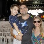 Benicio, Gilliard e Vera Ferrari (2)