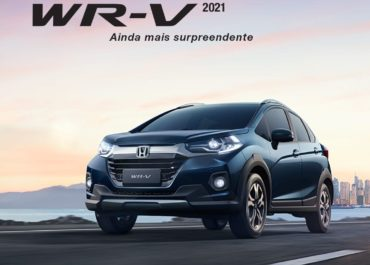 Conheça o Novo WR-V 2021