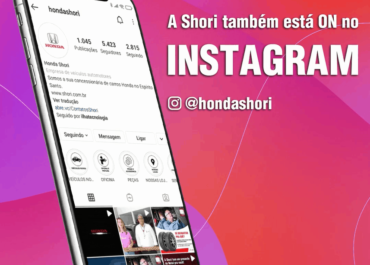 Siga a Honda Shori no Instagram!