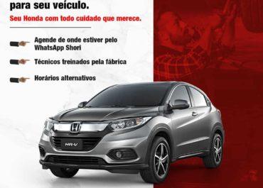 Checklist de 27 itens gratuitos: Seu Honda com todo cuidado que merece