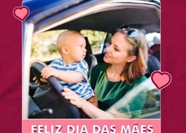 09/05: Feliz dia da Mães