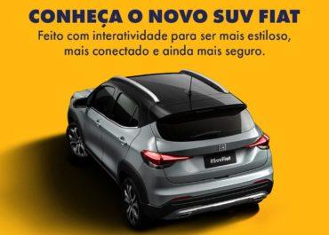 Conheça o Novo SUV Fiat