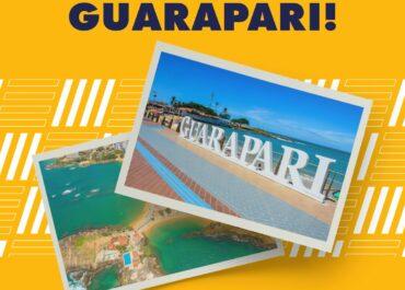 Parabéns, Guarapari! #130anos